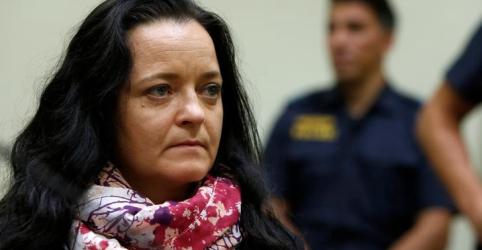 Placeholder - loading - Integrante de grupo neonazista é condenada à prisão perpétua na Alemanha