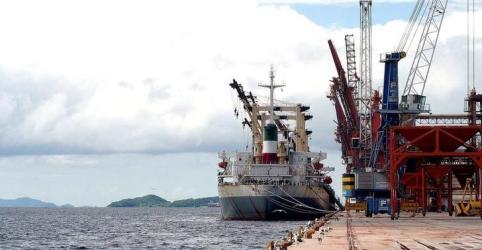 Placeholder - loading - Fila de navios para embarcar açúcar em Paranaguá quase zera com fretes e oferta menor