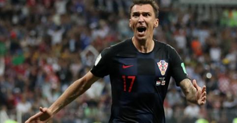 Placeholder - loading - Croácia vai à final da Copa do Mundo pela 1ª vez ao vencer Inglaterra na prorrogação