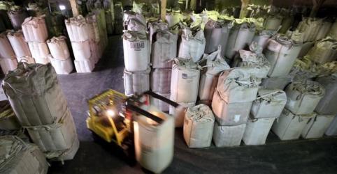 Placeholder - loading - Imagem da notícia Exportação de café do Brasil cai em 17/18 a menor nível em 6 anos; já se recupera, diz Cecafé