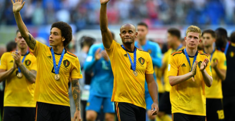 Placeholder - loading - Bélgica vence Inglaterra e garante 3º lugar na Copa do Mundo