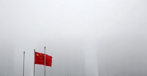 Crescimento da China no 2º tri desacelera e disputa comercial provoca preocupações