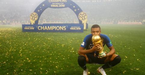Placeholder - loading - Imagem da notícia Liderada por Mbappé, França pode manter domínio do futebol mundial por anos
