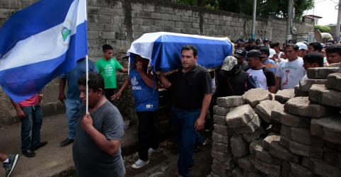 Placeholder - loading - Imagem da notícia ONU busca acesso a prisões da Nicarágua e questiona destino de ativistas desaparecidos