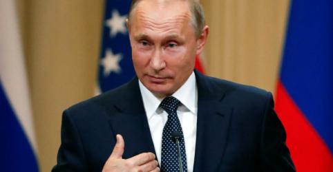 Establishment da Rússia vê cúpula com Trump como vitória para Putin