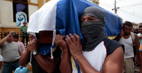 Placeholder - loading - Imagem da notícia Autoridades da Nicarágua mataram, prenderam e torturaram pessoas, diz ONU