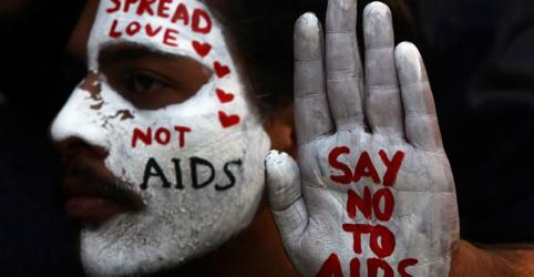 ONU diz que luta global contra Aids está em 'situação precária'