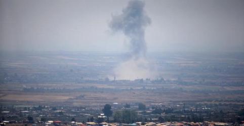 Assad está prestes a recuperar fronteira de Golã após rendição de rebeldes