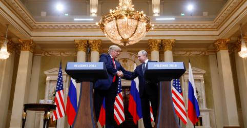 Placeholder - loading - Putin diz que forças dos EUA tentam minar sucesso de cúpula com Trump