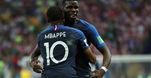 Placeholder - loading - França reage a apresentador de TV que disse que 'África venceu a Copa do Mundo'