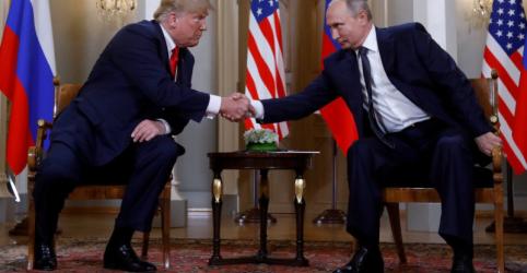 Placeholder - loading - Trump diz estar ansioso por segundo encontro com Putin