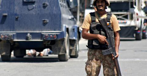 Exército do Paquistão terá amplos poderes judiciais durante eleição geral