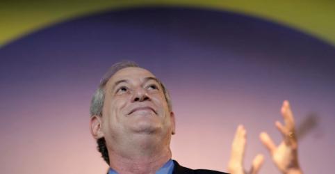 Ciro dá largada à campanha ao Planalto e defende que 'Brasil precisa virar o jogo'