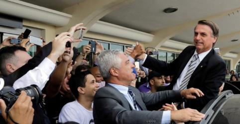 PERFIL-Saudado como 'mito' por seguidores, Bolsonaro é criticado por radicalismo e discriminação