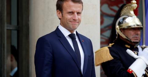 Macron ordena reformulação na Presidência francesa após escândalo envolvendo guarda-costas