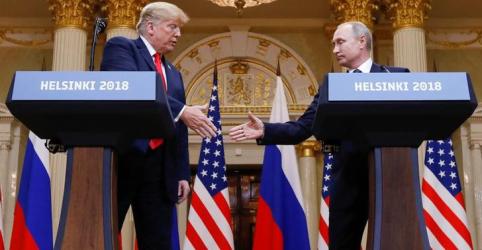 Putin não será convidado a discursar no Congresso dos EUA, diz presidente da Câmara