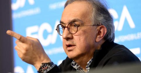 Morre Sergio Marchionne, ex-presidente-executivo da Fiat Chrysler