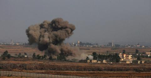 Estado Islâmico mata 215 pessoas em ataques no sudoeste da Síria