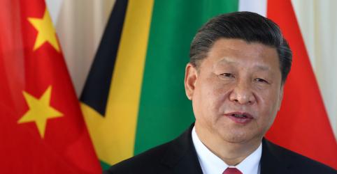 Placeholder - loading - Imagem da notícia Presidente da China diz que Brics deveriam rejeitar unilateralismo