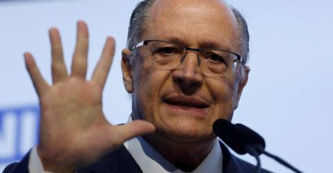 Placeholder - loading - Imagem da notícia DEM declara apoio a Alckmin horas antes de anúncio oficial do blocão