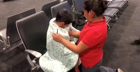 Placeholder - loading - EUA se apressam para tentar cumprir prazo de reunificação de famílias imigrantes