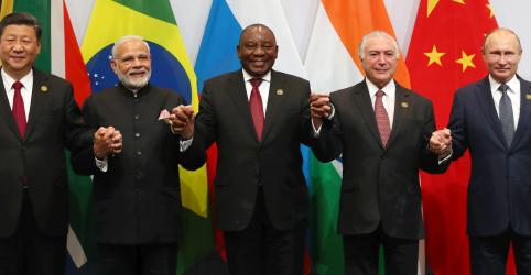 Líderes do Brics reafirmam comércio multilateral de acordo com regras da OMC