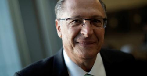 Placeholder - loading - Alckmin diz que escolha de vice será decisão coletiva e defende pacificação do país