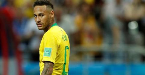 Placeholder - loading - Imagem da notícia Neymar admite ter 'exagerado' na Copa em depoimento para vídeo de patrocinador