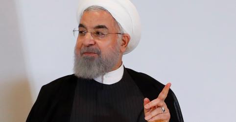 Placeholder - loading - Imagem da notícia Irã rejeita oferta de Trump para conversas por serem 'humilhação' e não terem serventia