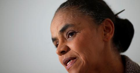 Placeholder - loading - Imagem da notícia Marina critica centrão e diz que fará governo de transição se eleita