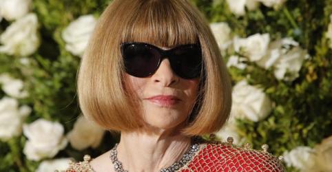 Placeholder - loading - Imagem da notícia Anna Wintour permanecerá 'indefinidamente' como editora da Vogue, diz Condé Nast