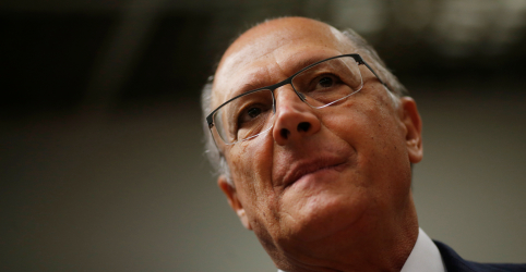 Alckmin diz que pretende escolher vice até convenção do PSDB