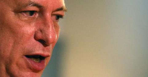 Ciro diz que revés com neutralidade do PSB não surpreende, mas critica hostilidade do PT