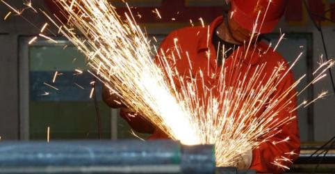Placeholder - loading - Indústria recupera queda com greve e tem melhor desempenho da série histórica em junho, diz IBGE