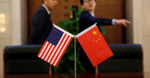 Placeholder - loading - China não aceitará 'chantagem' comercial dos EUA, diz mídia estatal