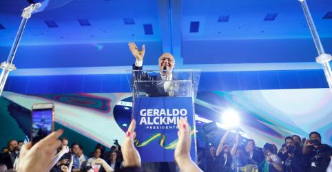 Placeholder - loading - Imagem da notícia Alckmin defende alianças para fazer reformas e promete mudar Brasil sem bravatas