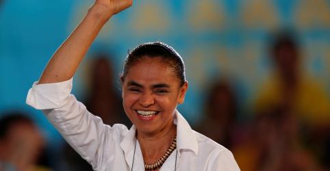 Marina defende uma mudança geral na postura política e diz que partidos não substituem o povo