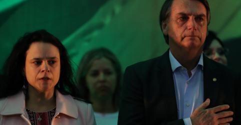 Placeholder - loading - Plano C, Janaina recusa convite para ser vice de Bolsonaro por razões familiares