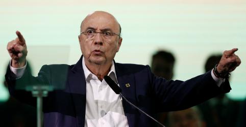 Placeholder - loading - Imagem da notícia MDB define ex-governador gaúcho Germano Rigotto como vice na chapa de Meirelles
