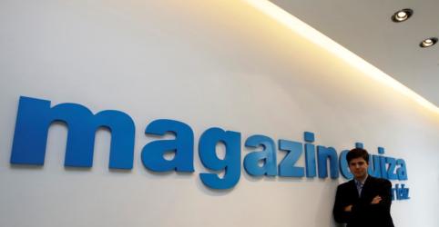 Placeholder - loading - Imagem da notícia Magazine Luiza dobra lucro do 2º tri para 140,7 mi, mas inicia 2º semestre com cautela