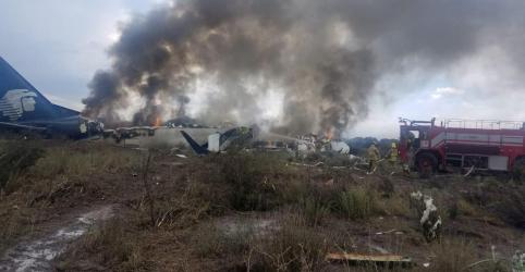 Placeholder - loading - Passageiros dos EUA processam AeroMexico por acidente com avião da Embraer