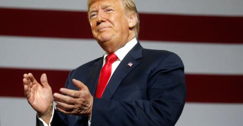 Placeholder - loading - Imagem da notícia Novas sanções de Trump contra o Irã entram em vigor apesar de pedidos de aliados