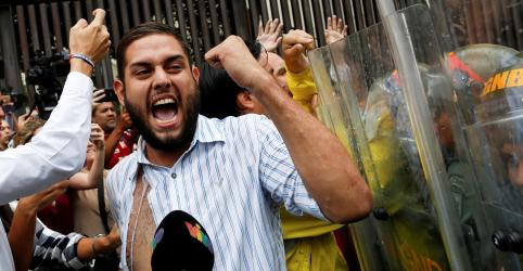 Parlamentar e líder estudantil são presos na Venezuela, diz partido de oposição