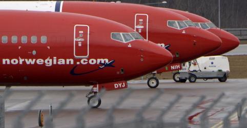 Placeholder - loading - Imagem da notícia Anac autoriza operação da companhia aérea de baixo custo Norwegian Air no Brasil