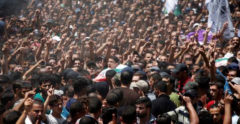 Placeholder - loading - Hamas diz que conversas indiretas com Israel sobre trégua em Gaza estão 'avançadas'