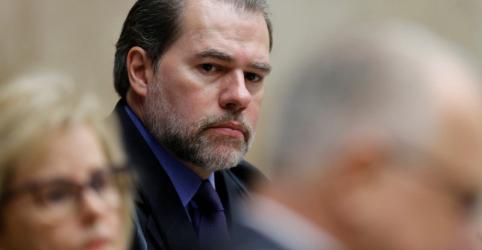 Placeholder - loading - Toffoli é eleito presidente do STF e assumirá em setembro
