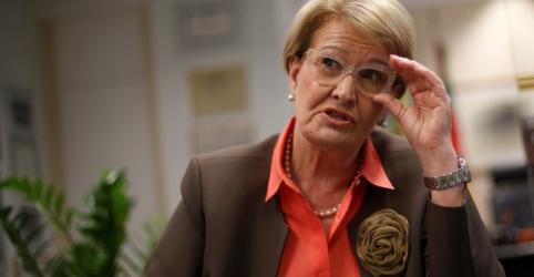 """ENTREVISTA-Em recado a Bolsonaro, Ana Amélia diz que não se resolve problema """"batendo na mesa"""""""