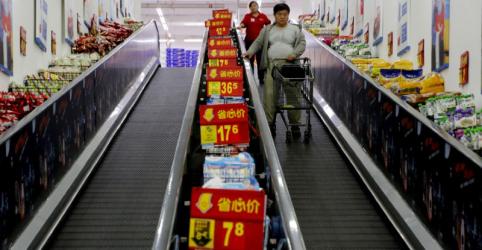 Placeholder - loading - Imagem da notícia Inflação ao consumidor da China fica em 2,1% em julho, acima do esperado