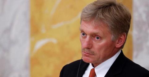 Kremlin diz que novas sanções dos EUA são ilegais; garante que sistema financeiro é estável