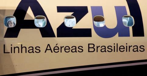 Azul tem prejuízo líquido de R$45 mi no 2º tri, empresa reduz projeção de oferta